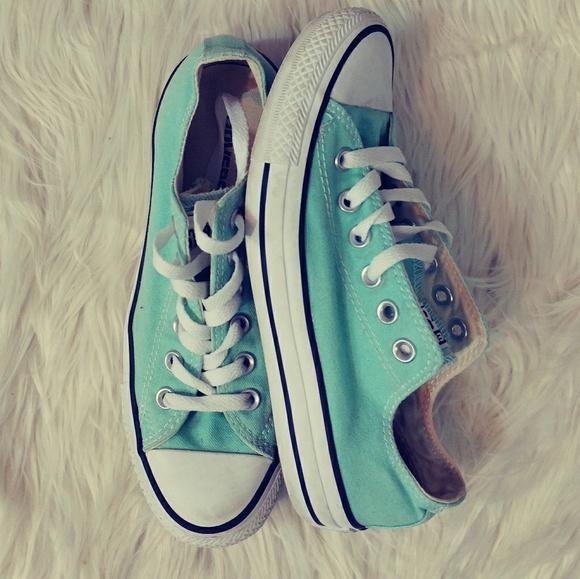 9908e3137a5a28 Converse Shoes - CONVERSE ALL STAR MINT GREEN